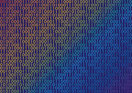 binary Stock Vector - 5665419