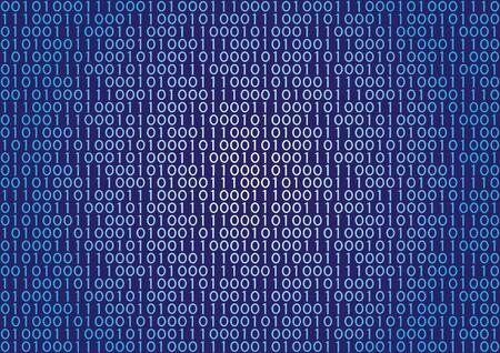 binary Stock Vector - 5665420
