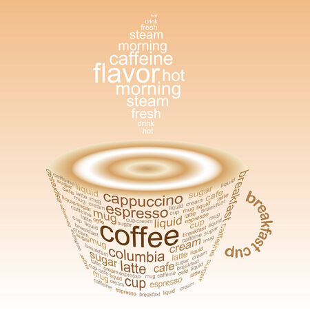 steaming: Coffee