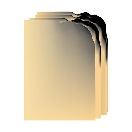 Paper Stock Vector - 7554443
