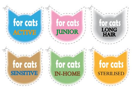 cats Stock Vector - 8838639