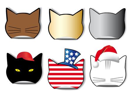 cats Stock Vector - 8838640