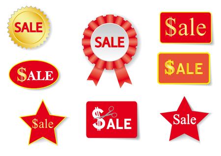 sales Stock Vector - 8838638