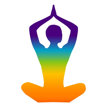 yoga Stock Vector - 10312053