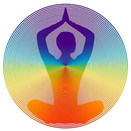 yoga schijf kleur