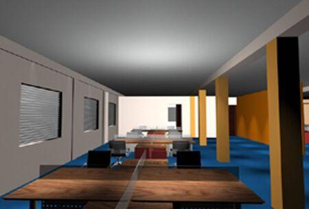 Interiors - (for similar images see my portfolio) photo