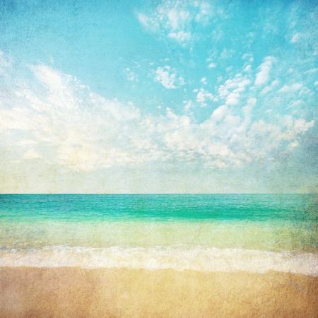 오래된 개념에 좋은 바다