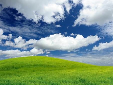 Nice hill photo