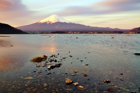 patterns japan: Good morning Fuji