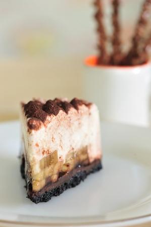 Banoffee Cake Stock Photo - 13304734