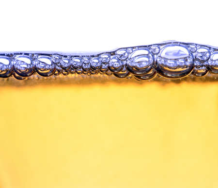 drank: Beer bubble