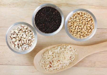 Cereal grain photo
