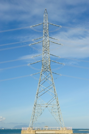 Power Transmission Line photo