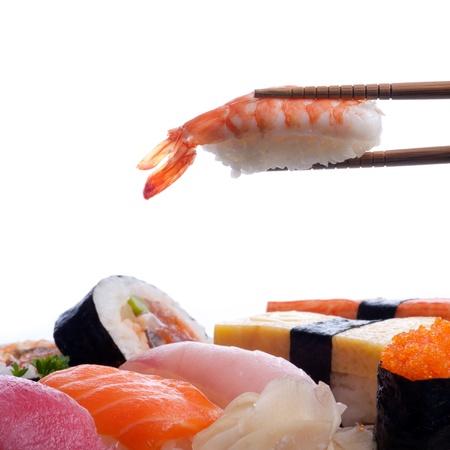 sushi  Traditional Japanese food Sushi