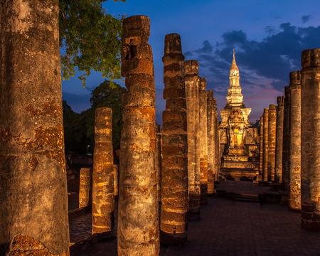 sukhothai: Sukothai historical park,