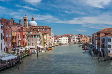 grande: The Canale Grande Venice, Italy