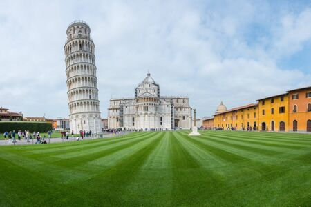 tower of pisa: Leaning tower of Pisa, Italy