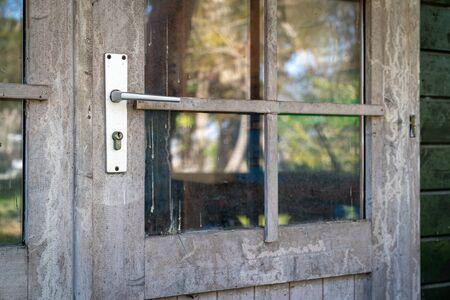 Old house entrance photo Stockfoto