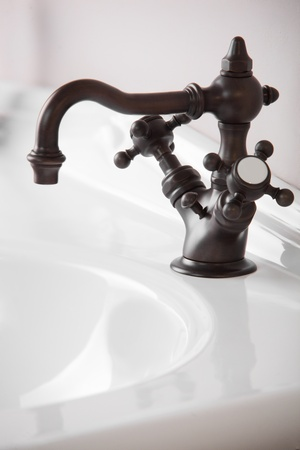 Brand new water faucet photo