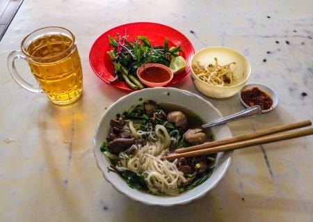 lao: Nouilles lao