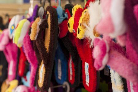 sandalias: Colorido sandalias