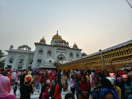 India - gurudwara bangla sahib