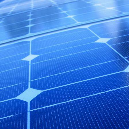 Solar Panels -- useful for alternative energy themes