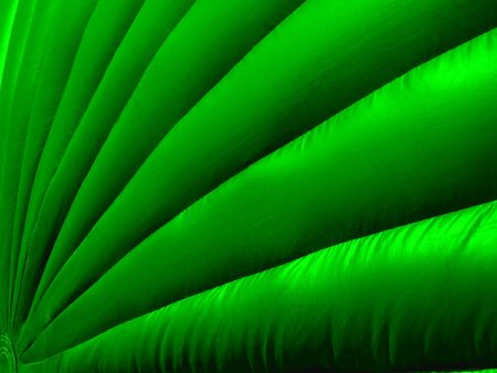 blowup: Inflatable Toy Pattern -- closeup of a large blow-up playground toy