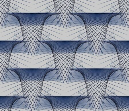 Abstract graphic of geometric three-dimensional patterns Stock Photo - 7019916