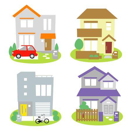 houses: houses