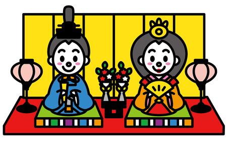 king s: Hinamatsuri, the Dolls  Festival of Japan