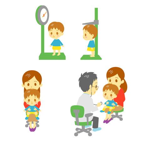 departamento de pediatria Ilustra��o