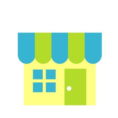 小さなお店 写真素材 - 88325798