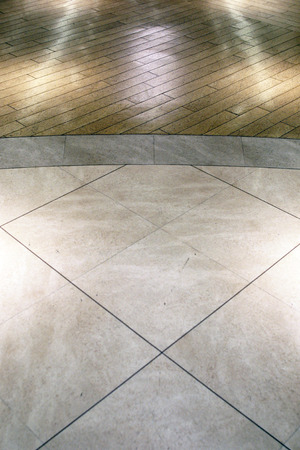 tile flooring: Flooring and tile Stock Photo