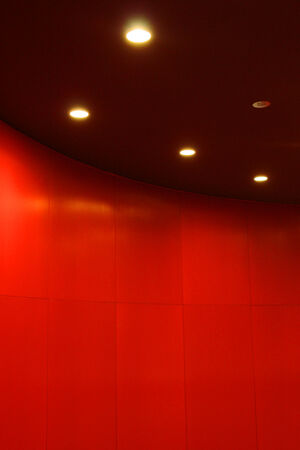 Down light of theater photo