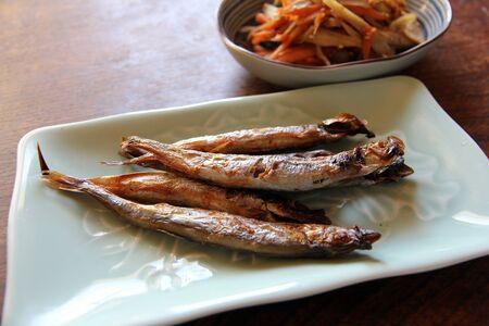 smelt: japanese foodSmelt