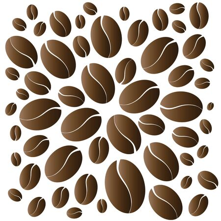 recess: Background of the coffee beans