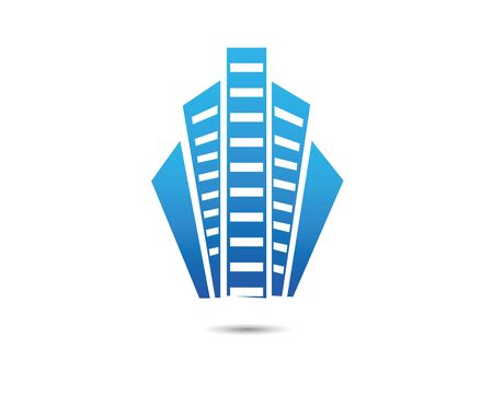 home ownership: Buildings vector web icon
