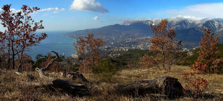 Landscapes of Crimea   Dead in paradise photo