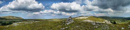 wide open: sky; nature; scenics; rock; mountain;