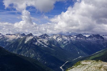 Rocky Mountains. Canada.