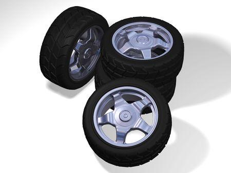 4 sport wheels photo