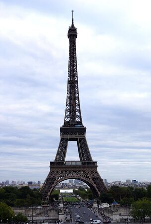 Eiffel tower view Stock Photo - 6281077
