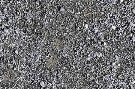 Gravel ground texture which perfectly overlap Banco de Imagens - 10228245
