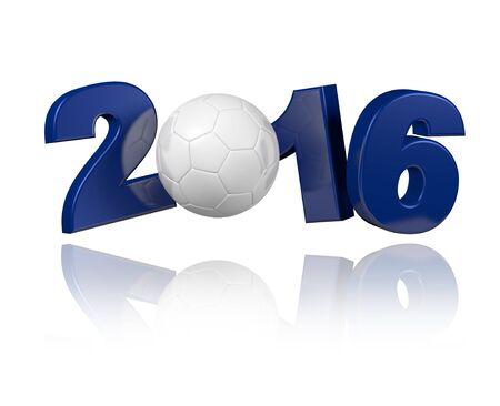 balonmano: Balonmano dise�o 2016 con un fondo blanco