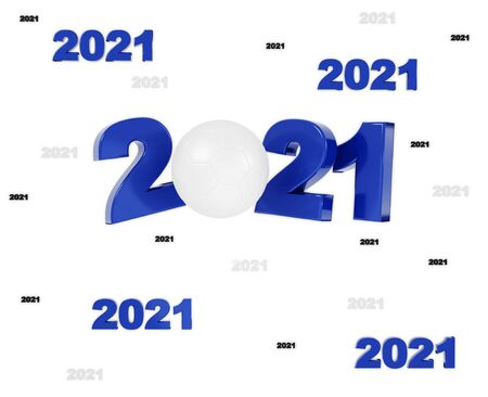 Many Handball 2021 Designs with a White Background