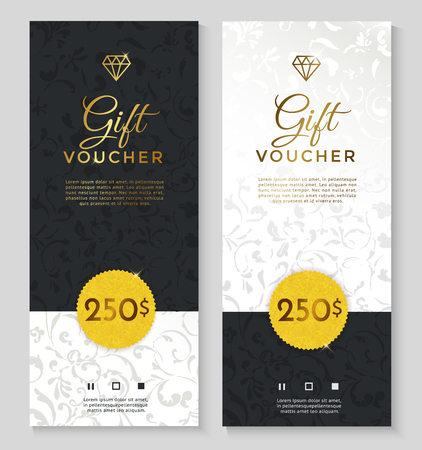 luxury template: Luxury style holiday sale banner template