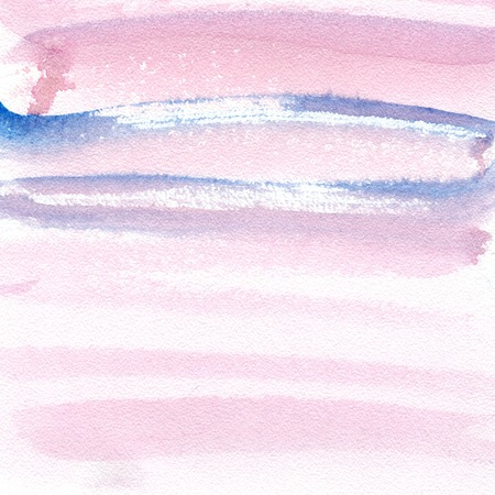 slick: Abstract hand painted rose quartz and serenity watercolor background