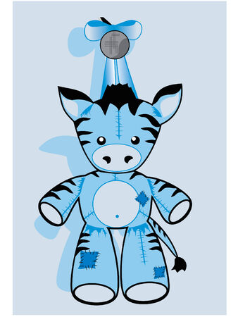 pl�schtier: Pl�schtier Zebra