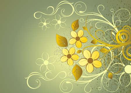 designe: floral background for you designe